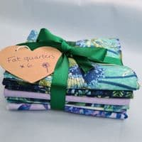 Feathers and Flora Fat Quater Bundle